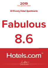 Hotels.com - Fabulous 8.6