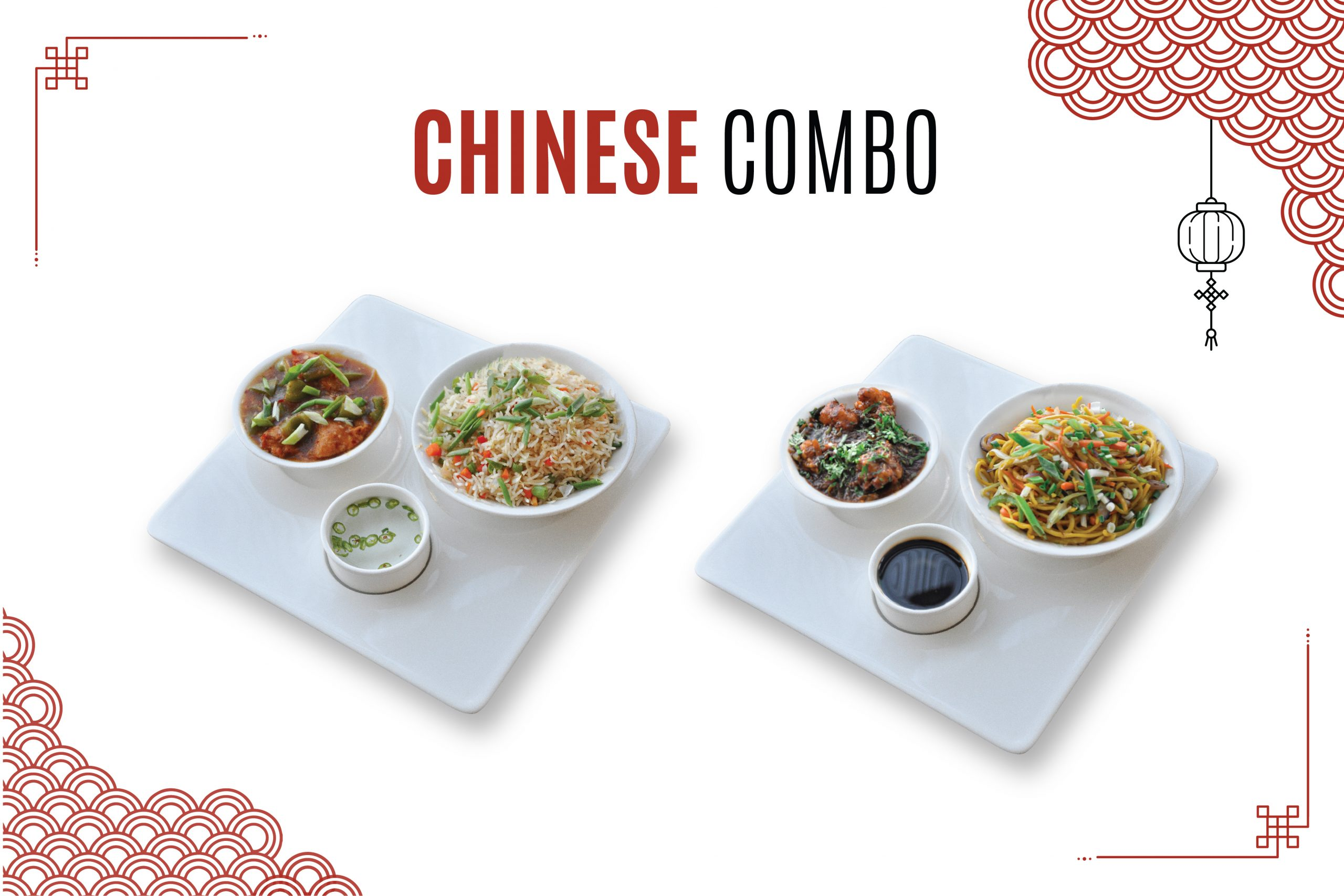 Chinese combo at AED 15