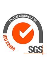 SGS Certicate