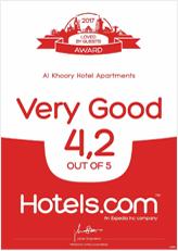 hotels.com - 4.2/5