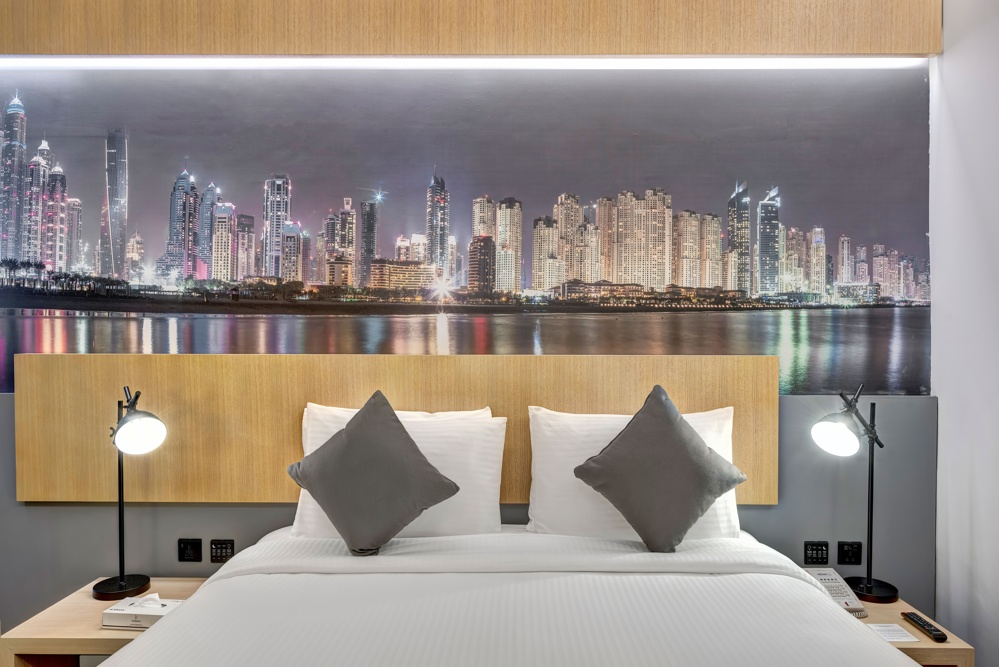 Classic Room - Bed View