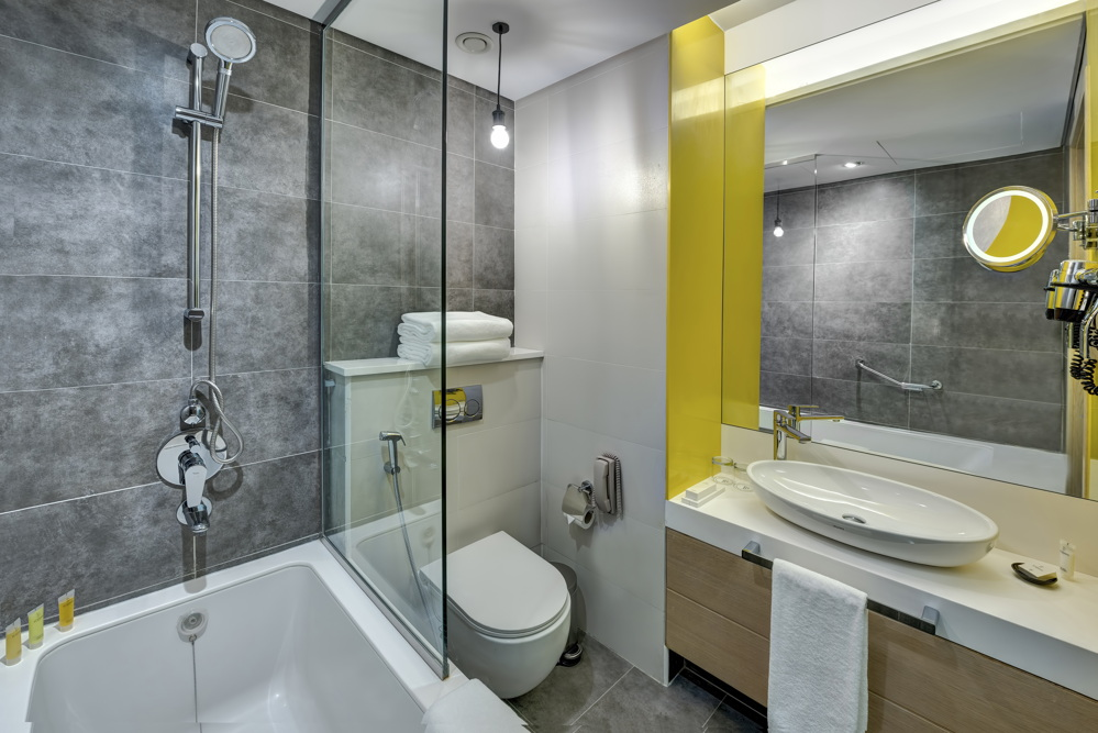 Premium Room - Bathroom