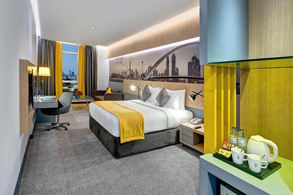 Skyline Premium Room