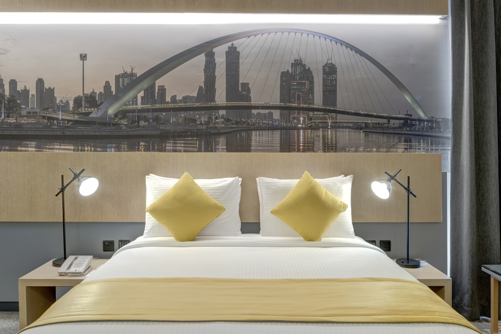 Urban Suite - Bed