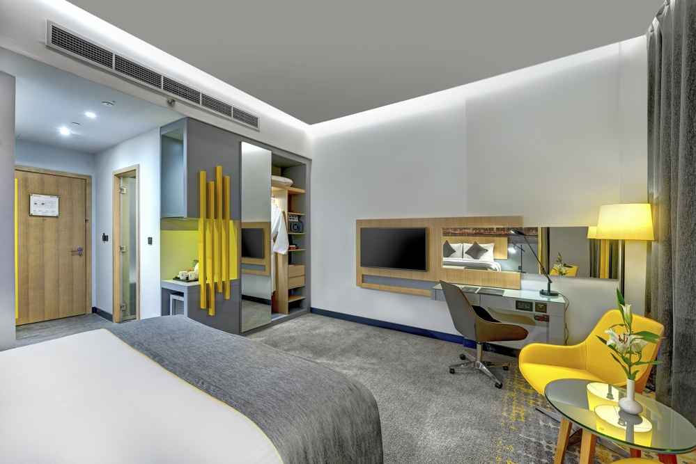 Premium Room - Bedroom View