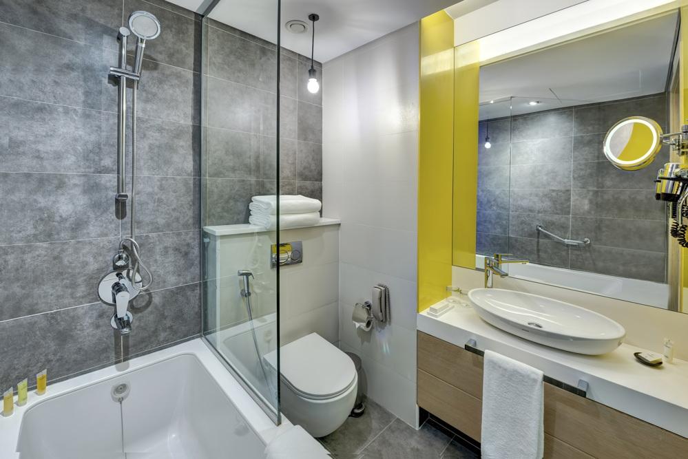 Urban Club Room - Bathroom view