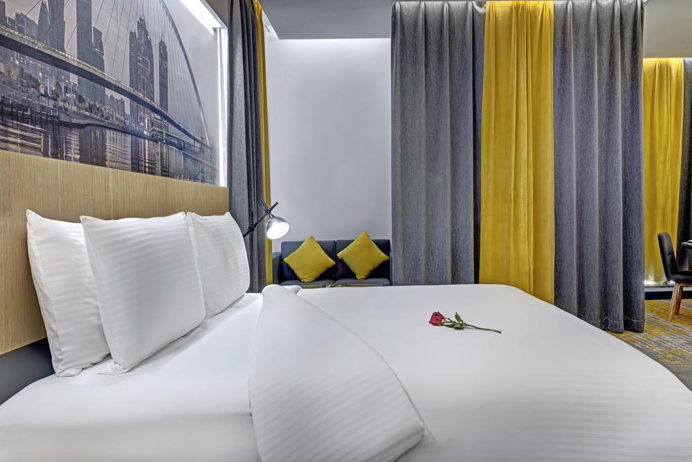 Urban Suite - Bedroom - Turndown view
