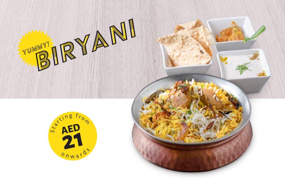 Biriyani Offer