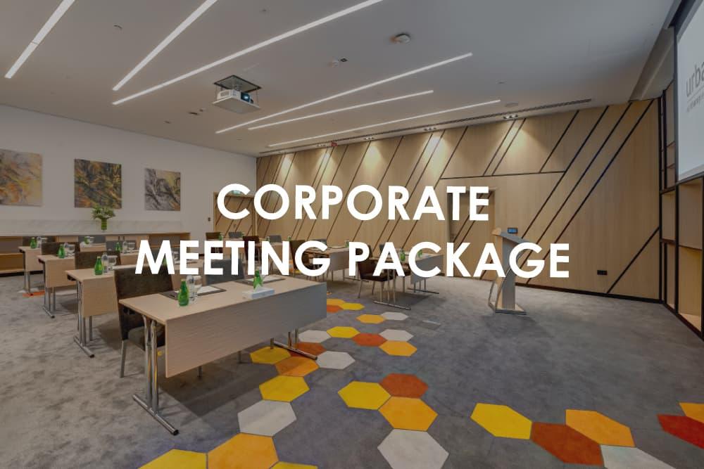 Corporate Meeting Package