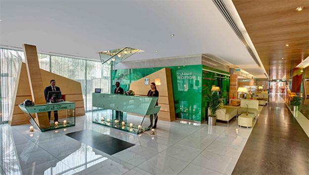 Al Khoory-Executive Hotel