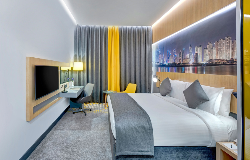 Classic Room – Urban Al Khoory Hotel