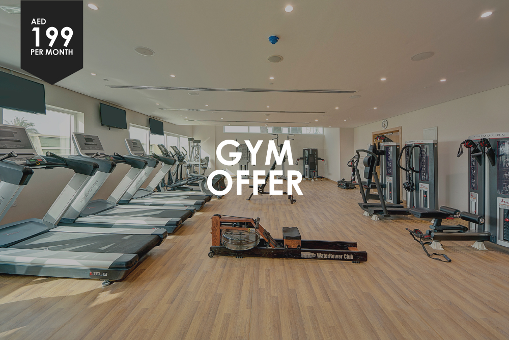 Stay Fit, Stay Healthy - Gym Packages