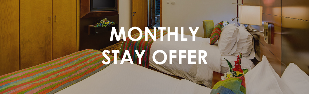 Monthly Stay Offer