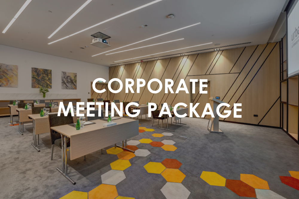 Corporate Meeting Package