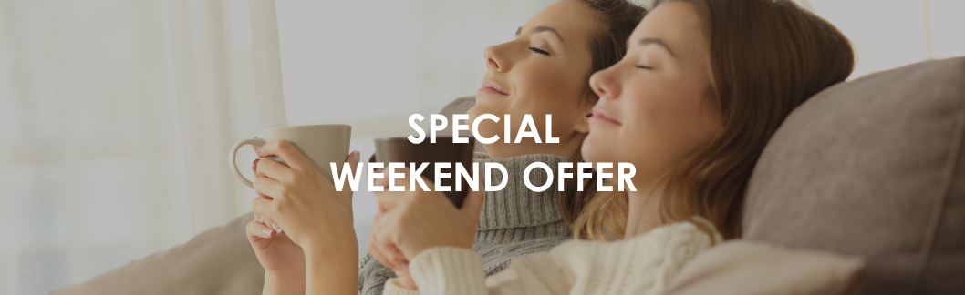 Special Weekend Offer