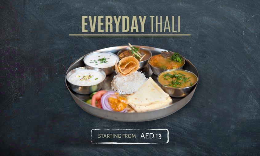 Everyday Thali