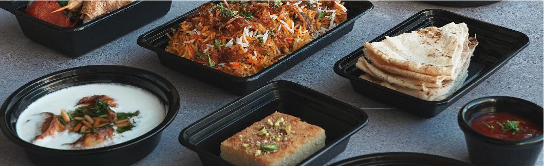 Takeaway Iftar Meals from Al Khoory Atrium Hotel